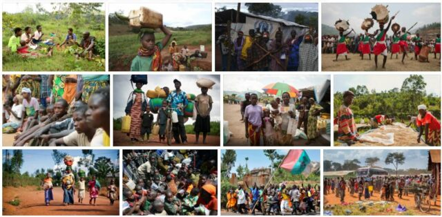 Burundi Social Condition Facts