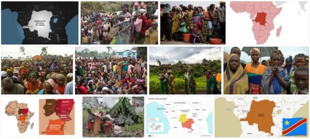 Democratic Republic of the Congo Social Condition Facts