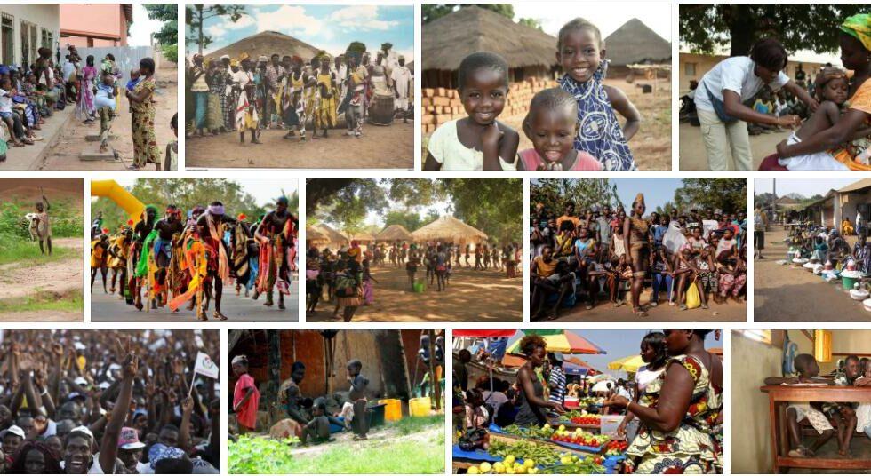 Guinea-Bissau Social Condition Facts