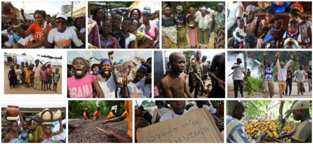Ivory Coast Social Condition Facts