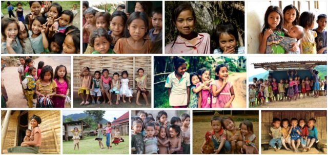 Laos Social Condition Facts