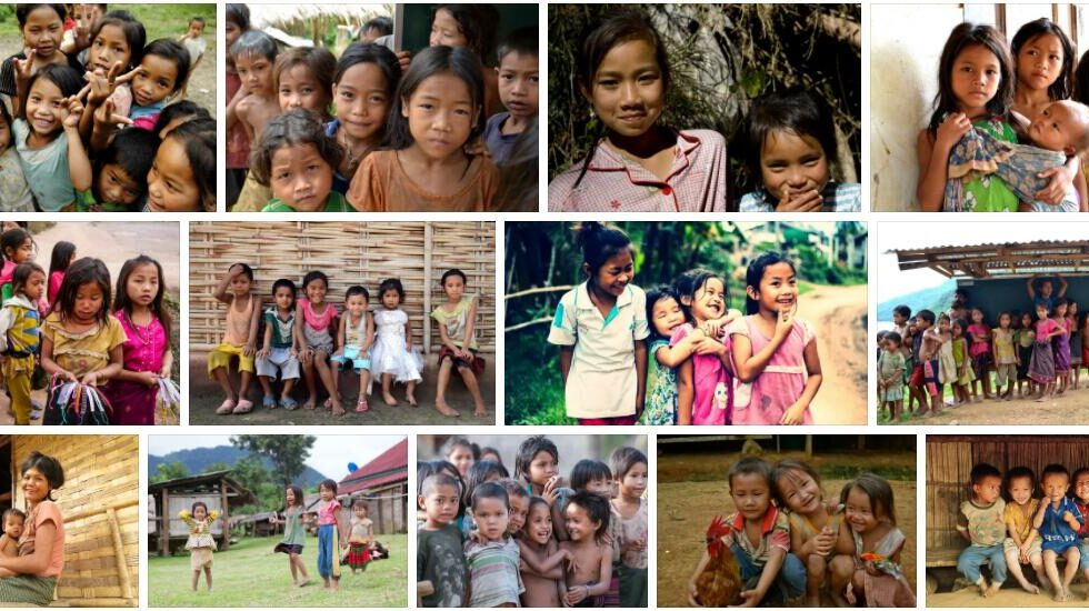 Laos Social Condition Facts