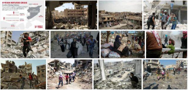 Syria Social Condition Facts