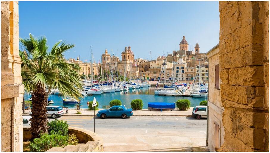 Sightseeing in Malta