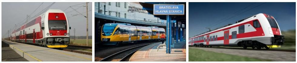 Transportation in Slovakia