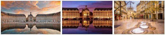 Bordeaux, France City History