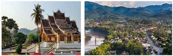 Luang Prabang (World Heritage)